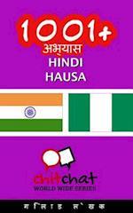 1001+ Exercises Hindi - Hausa