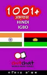 1001+ Exercises Hindi - Igbo