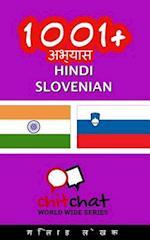 1001+ Exercises Hindi - Slovenian