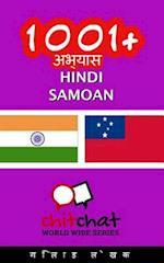 1001+ Exercises Hindi - Samoan