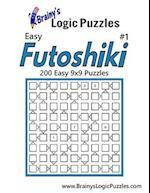 Brainy's Logic Puzzles Easy Futoshiki #1