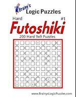 Brainy's Logic Puzzles Hard Futoshiki #1