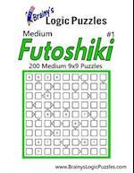 Brainy's Logic Puzzles Medium Futoshiki #1