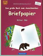 Brockhausen Bastelbuch Band 5 - Das Grosse Buch Zum Ausschneiden