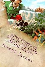 Adventures of Jack in the Land of the Giants