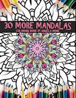 30 More Mandalas