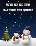Weihnachts-Malbuch Fur Kinder