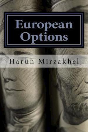 Bog, paperback European Options af MR Harun Mirzakhel