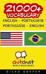 21000+ English - Portuguese Portuguese - English Vocabulary