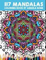 117 Mandalas Coloring Book