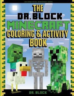 Bog, paperback The Dr. Block Minecraft Coloring & Activity Book af Dr Block