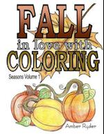Fall in Love with Coloring