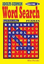 Adults German Word Search Puzzles, Vol. 2