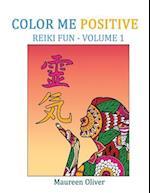 Color Me Positive - Reiki Fun