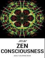Zen Consciousness Coloring Book