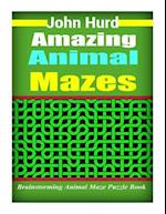 Amazing Animal Mazes