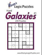 Brainy's Logic Puzzles Hard Galaxies 7x7 #1