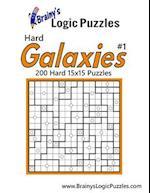 Brainy's Logic Puzzles Hard Galaxies 15x15 #1