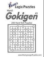 Brainy's Logic Puzzles Hard Gokigen #1
