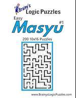 Brainy's Logic Puzzles Easy Masyu #1