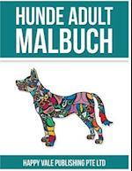 Hunde Adult Malbuch