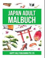 Japan Adult Malbuch