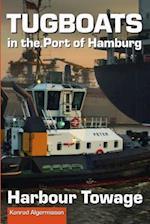 Tugboats in the Port of Hamburg