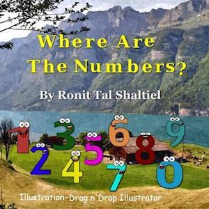 Bog, paperback Where Are the Numbers ? af Ronit Tal Shaltiel