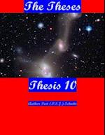 The Theses Thesis 10