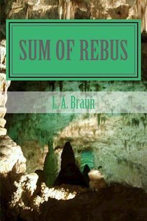 Bog, paperback Sum of Rebus af L. a. Braun