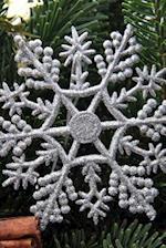 Snowflake Ornament Journal