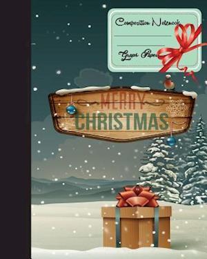 Bog, paperback Primary Composition Book - Merry Christmas af Mind Publisher