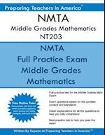 Nmta Middle Grades Mathematics Nt203