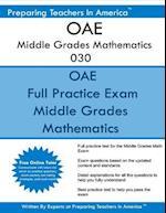 Oae Middle Grades Mathematics 030