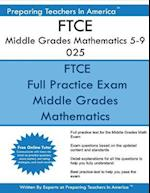 Ftce Middle Grades Mathematics 5-9 025