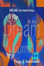 60 Day Dream Journal