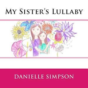 Bog, paperback My Sister's Lullaby af Danielle C. Simpson