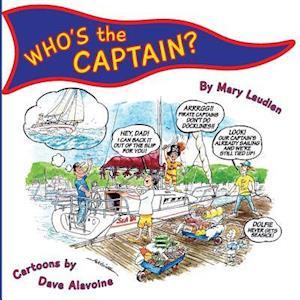 Bog, paperback Who's the Captain? af Mary Laudien