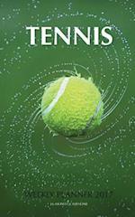 Tennis Weekly Planner 2017