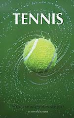 Tennis Pocket Monthly Planner 2017