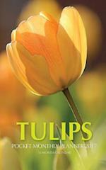 Tulips Pocket Monthly Planner 2017