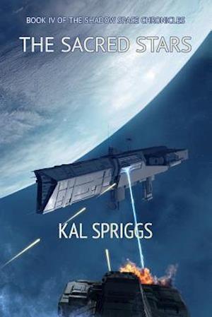 Bog, paperback The Sacred Stars af Kal Spriggs