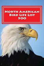 North American Bird Life List 500