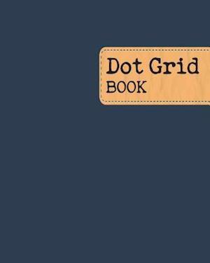 Bog, paperback Dot Grid Composition Notebook af Mind Publisher