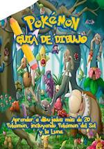 Pokemon Guia de Dibujo