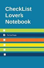Checklist Lover's Notebook