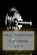 Weightlifting Notebook