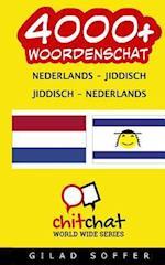 4000+ Nederlands - Jiddisch Jiddisch - Nederlands Woordenschat