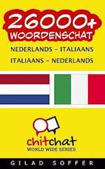 26000+ Nederlands - Italiaans Italiaans - Nederlands Woordenschat