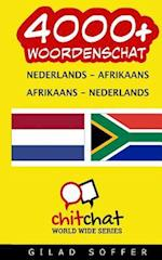 4000+ Nederlands - Afrikaans Afrikaans - Nederlands Woordenschat